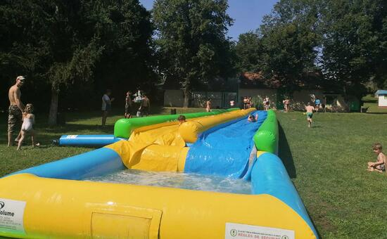 Camping L'Oasis du Berry ****